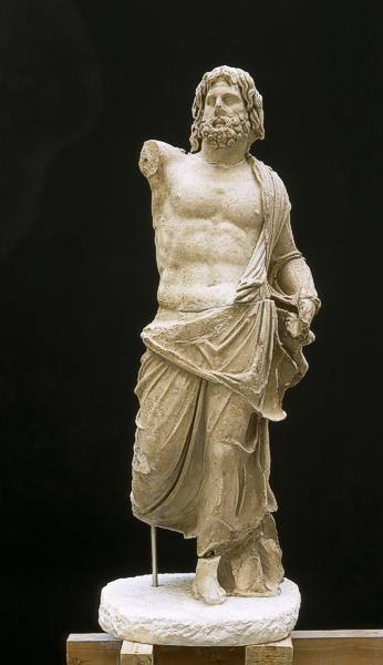 1000 images about poseidon neptune statues on pinterest coats museum of art and originals - Poseidon statue greece ...